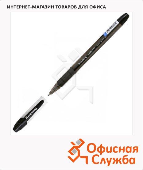 Ручка гелевая Brauberg Samurai черная, 0.5мм