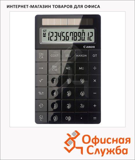 Калькулятор настольный Canon X Mark I черный