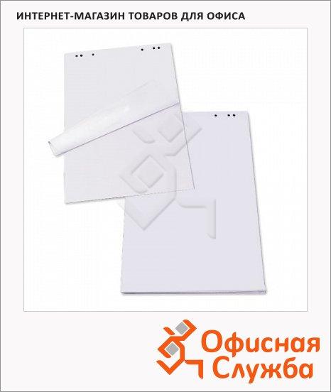 Блокнот для флипчарта Brauberg 124097 67х92см, 20 листов х 5 блоков, белый