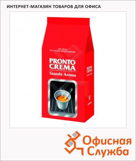 фото: Кофе в зернах Lavazza Pronto Crema 1кг пачка