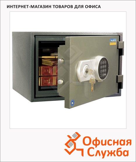 фото: Сейф FRS-30 KL замки: электронный + ключевой 300х430х365мм, огнестойкий