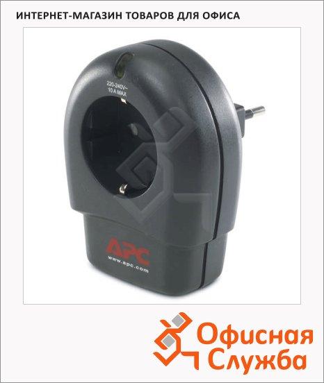 фото: Сетевой фильтр Apc P1-RS 1 розетка серый