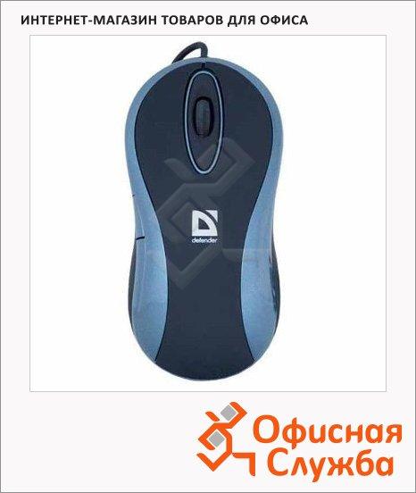 ���� ��������� ���������� USB Defender Tornado 350, 1000dpi, �����-�����