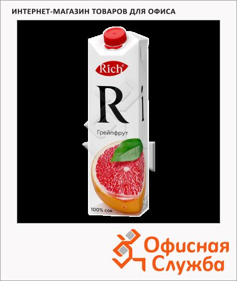 фото: Сок Rich грейпфрут 1л