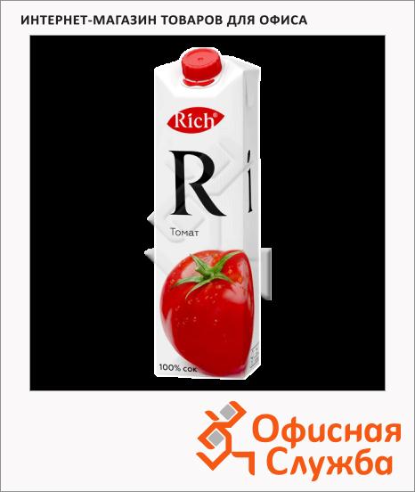 фото: Сок Rich томат 1л