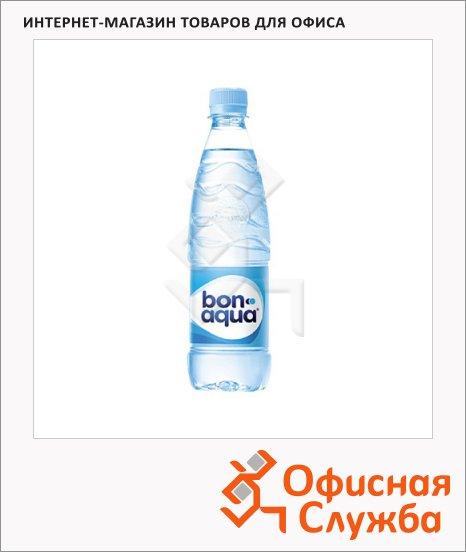 фото: Вода питьевая Bon Aqua без газа ПЭТ, 500мл