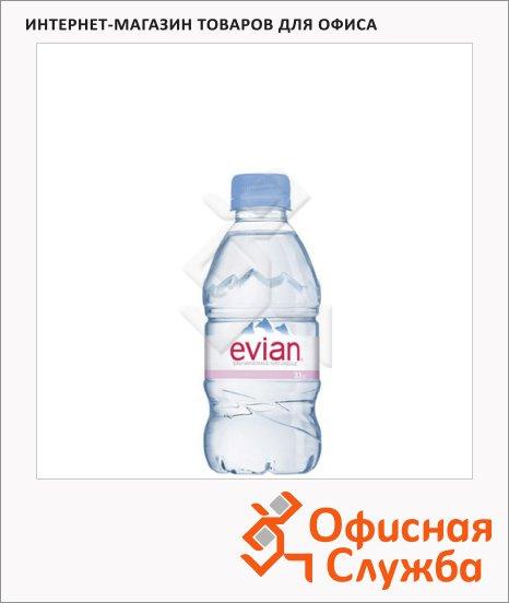 фото: Вода минеральная Evian Спорт без газа ПЭТ, 330мл