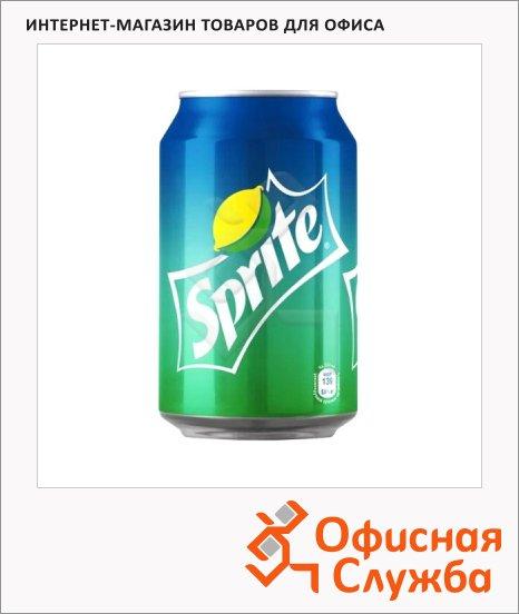 Напиток газированный Sprite 0.33л, ж/б