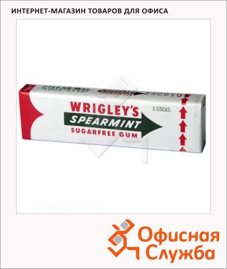 Жевательная резинка Wrigley мята, 20уп х 5шт