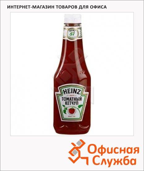 фото: Кетчуп Heinz томатный 570г, пластик
