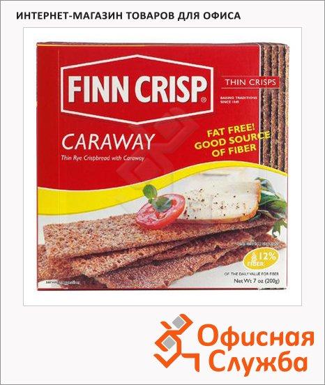 фото: Хлебцы Finn Crisp с тмином 200г
