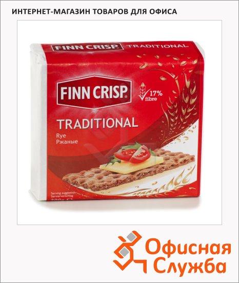 Хлебцы Finn Crisp ржаные толстые, 200г