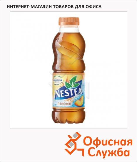 Чай холодный Nestea персик, 0.5л х 12шт, ПЭТ