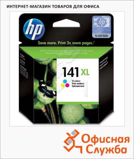 Картридж струйный Hp 141XL CB338HE, 3 цвета