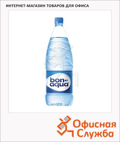 фото: Вода питьевая Bon Aqua газ ПЭТ, 1л