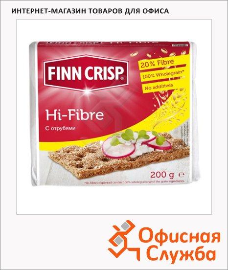 Хлебцы Finn Crisp с отрубями, 200г