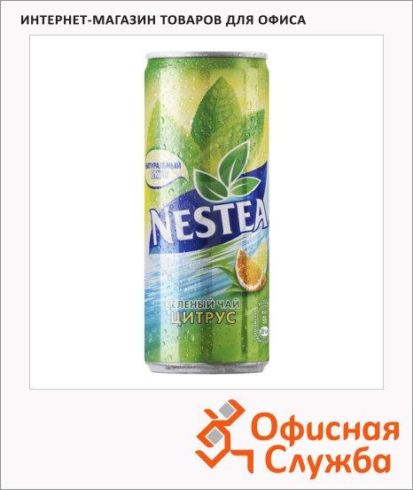 Чай холодный Nestea Vitao Зеленый чай, 0.33л х 24шт, ж/б