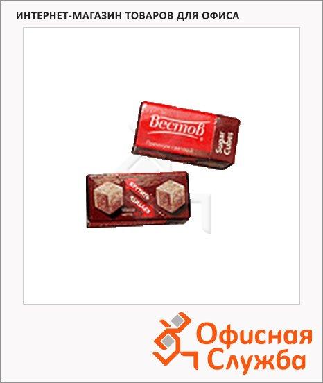фото: Сахар Вестов Премиум порционный кусковой, коричневый, 50 х 11г