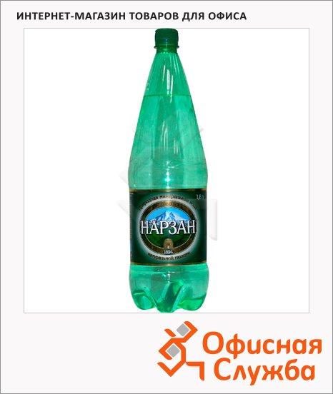 фото: Вода минеральная Нарзан газ ПЭТ, 1.8л