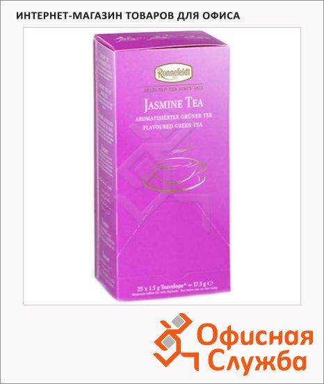 Чай Ronnefeldt Teavelope Jasmine Tea, зеленый, 25 пакетиков