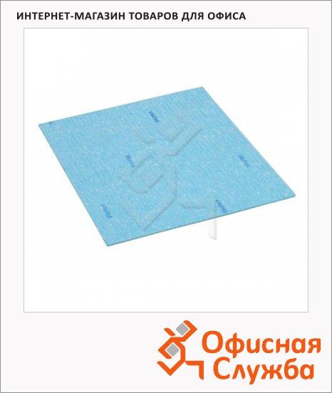 Салфетка хозяйственная Vileda Pro Веттекс Классик 17х20см, голубая, 111684