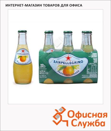 фото: Напиток газированный Limonata Горький апельсин 200мл, стекло