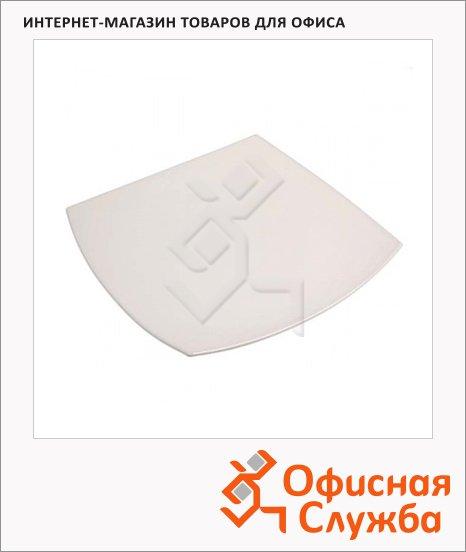 фото: Тарелка десертная Luminarc Quadrato белая d=19см