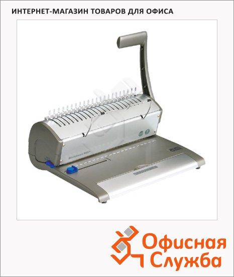 Брошюровщик гребеночный Profioffice Bindstream М08+, на 8 листов, переплет до 220 листов, пластиковая пружина