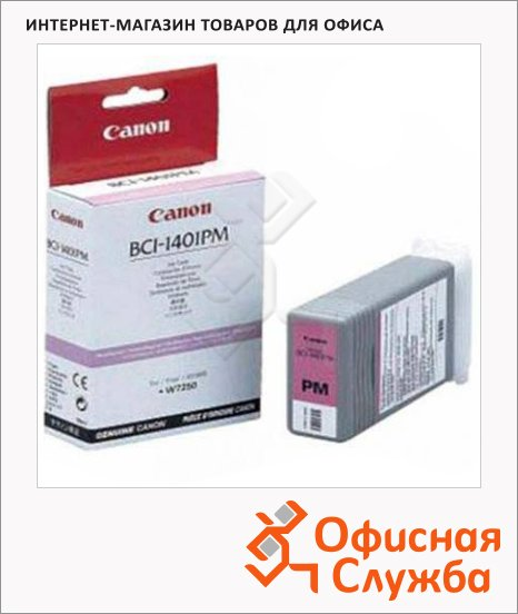 фото: Картридж струйный Canon BCI-1401PM светло-пурпурный