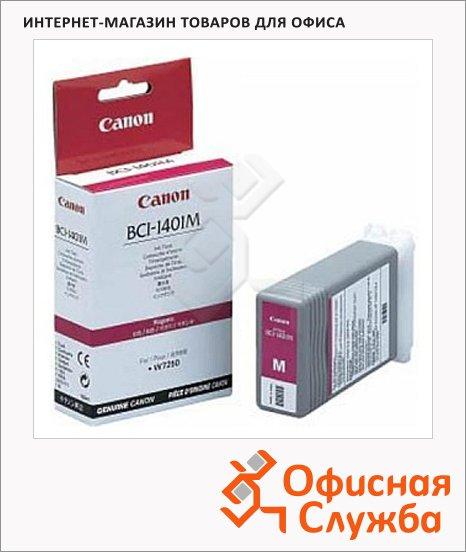 Картридж струйный Canon BCI-1401М, пурпурный