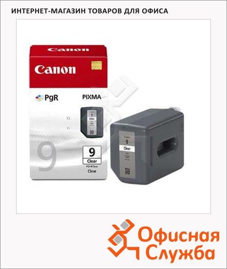 Картридж струйный Canon PGI-9Clear, прозрачный, (2442B001)