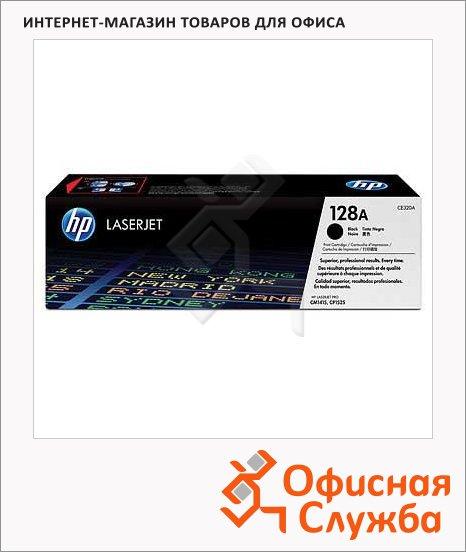 фото: Тонер-картридж Hp CE320A черный