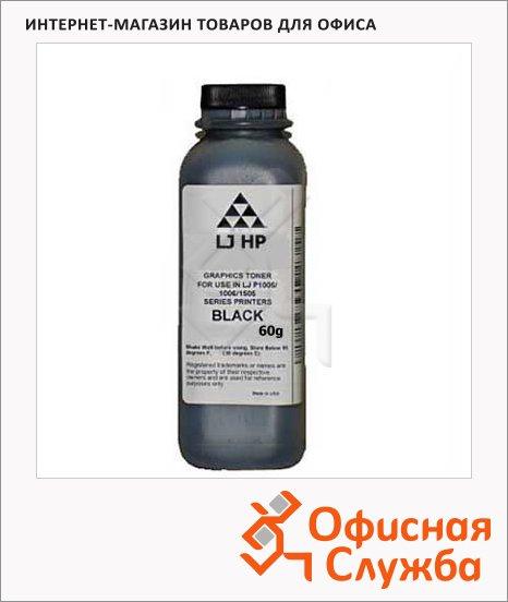 Тонер Aqc AQC 1-090, черный, 60г, Россия