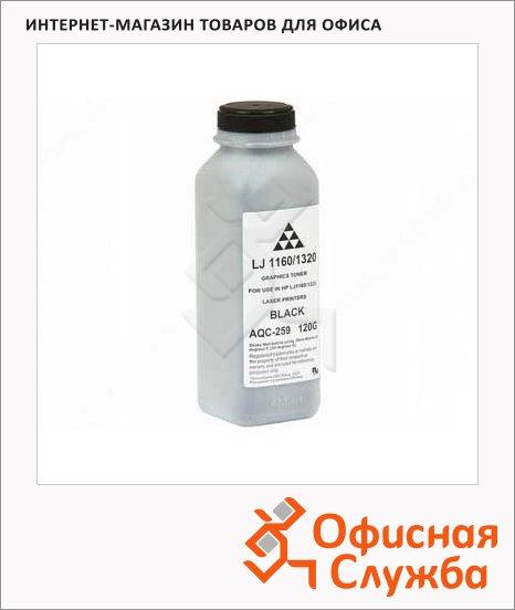 Тонер Aqc AQC 1-375, черный, 120г, США