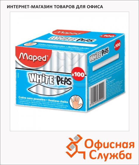 ����� ������ ��� �������� Maped White'Peps �����, �������, 100��