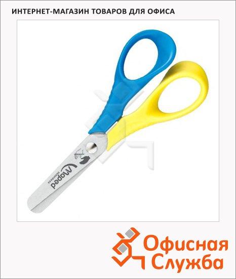 фото: Ножницы для левшей Maped 12см желто-голубые