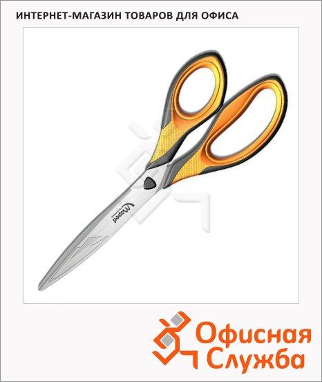 Ножницы Maped Ultimate 18см, серо-оранжевые, 695510