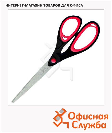 Ножницы Maped Start Soft, 210 мм, черно-красные