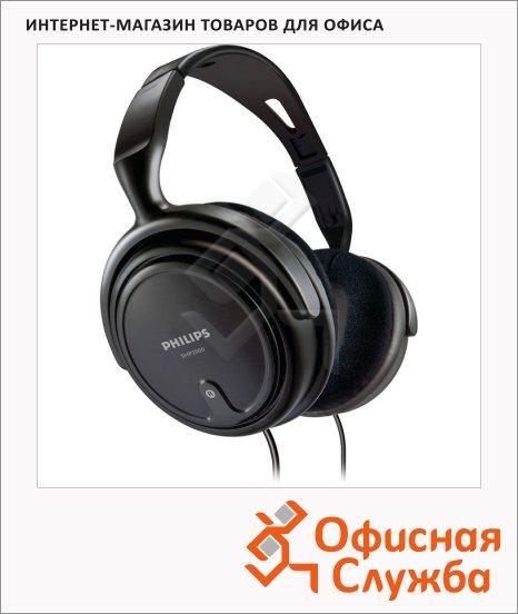 Наушники накладные Philips SHP2000/00 черные, 15 Гц-22 кГц