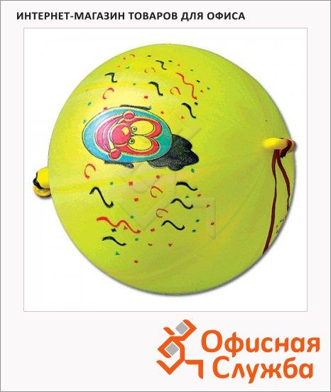 фото: Воздушные шары панч-болл/ 12 неоновых цветов/ 8 рисунков 41см, 50шт, в пакете, 1104-0008