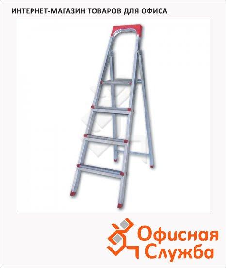 Лестница-стремянка Ufuk 4 ступени, 86см, 6.3кг