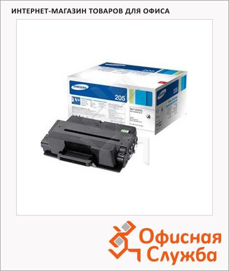 Тонер-картридж Samsung MLT-D205E, черный