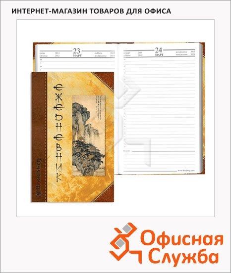 фото: Ежедневник полудатированный Brauberg Восточный А5, 192 листа