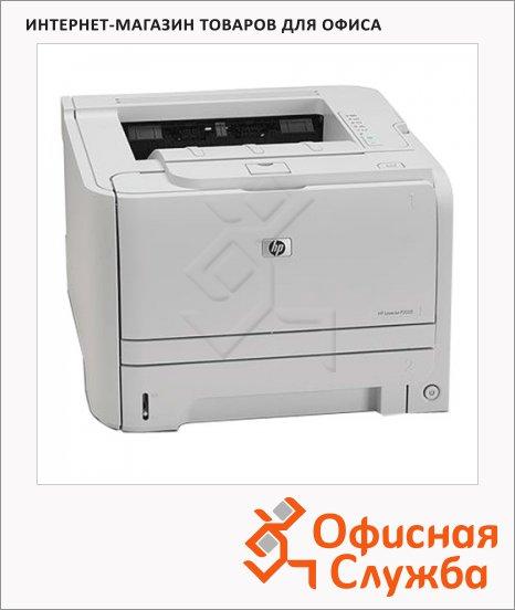 фото: Принтер лазерный Hp LaserJet P2035 А4, 30 стр/мин, 16 Мб