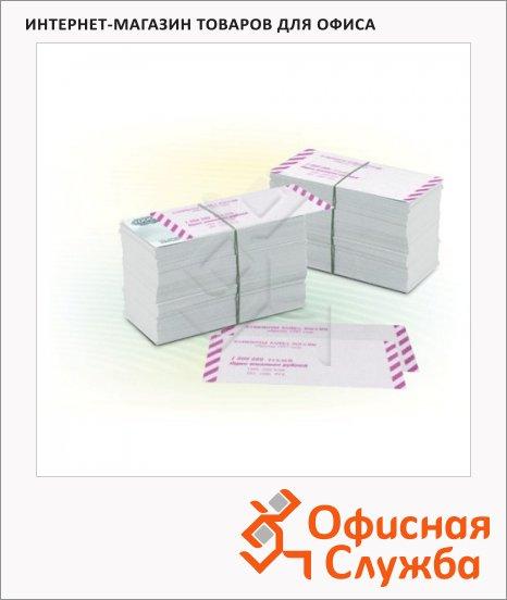 Накладка для упаковки корешков банкнот Orfix номинал 1000руб, 2000шт