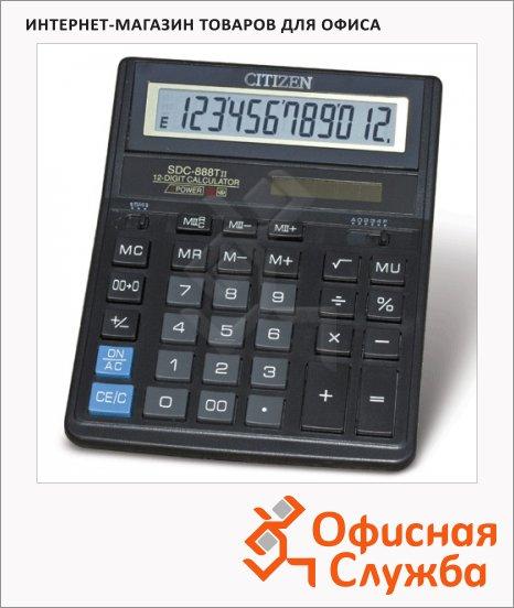 фото: Калькулятор настольный SDC-888TII