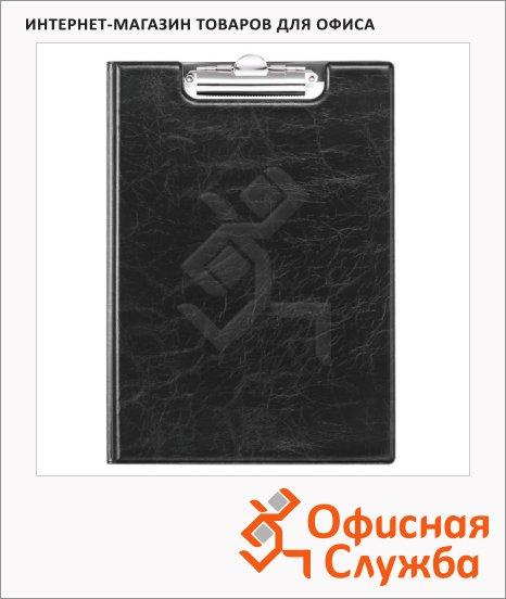 фото: Клипборд с крышкой Durable черный А4, 2355-01