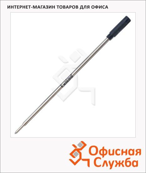 Стержень для шариковой ручки Galant Cross черный, 0.7 мм, металлический, 170156