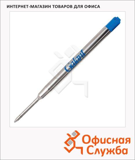 Стержень для шариковой ручки Galant Parker синий, 0.7 мм, металлический, 170102