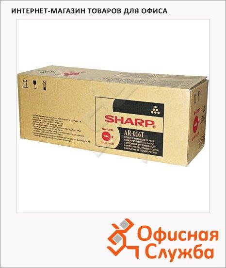 фото: Тонер-картридж Sharp AR-016LT черный